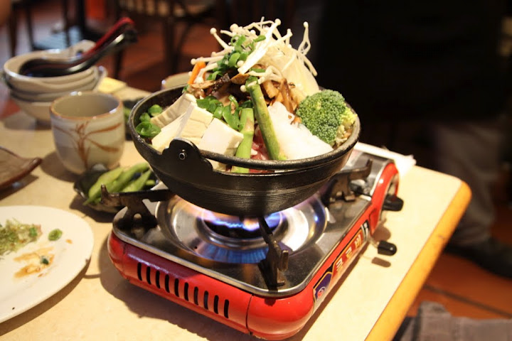 Hotpot, a winter staple. So much delicious in one bowl.
